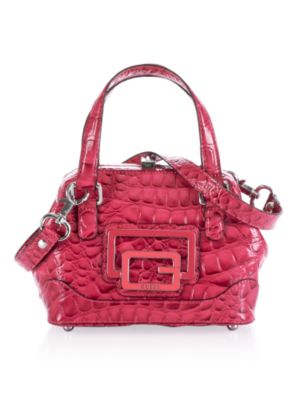 Guess FR URBAN JUNGLE SATCHEL